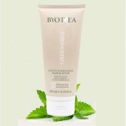 Exfoliante & Máscara Purificante Green Energy Byotea 200ml
