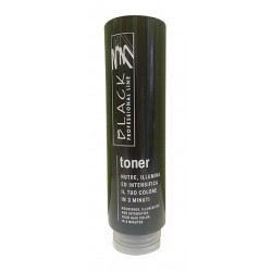 Máscara Colorante Preto Toner Black 250ml