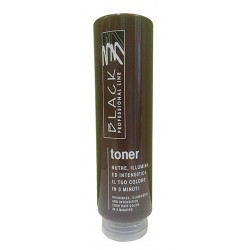 Máscara Colorante Castanho Chocolate Toner Black 250ml