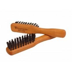 Escova Barba e Bigode Clássica com Pêlo de Javali