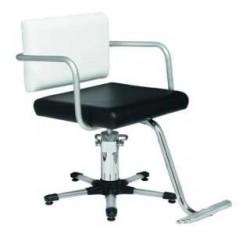 Cadeira Pentear Unisexo Pousa-Pés