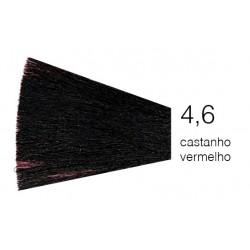 Tinta de Cabelo Prévia Castanho Vermelho 4.6