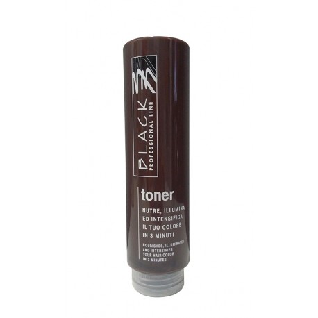 Máscara Colorante Marron Glacé Toner Black 250ml