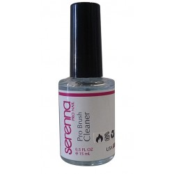 Step 5 - Pro Brush Cleaner Serenna 15ml