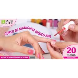 Curso de Manicure Básico SPA