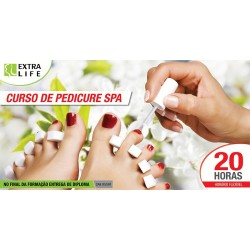 Curso de Pedicure SPA