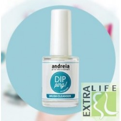 Dipping Powder Brush Cleanser Andreia 14ml