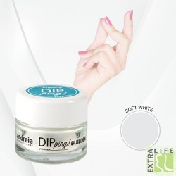 Dipping Powder Builder Soft White Andreia 30g