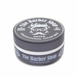 Cera Capilar Silver The Barber Shop 150ml