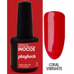 Verniz Gel Inocos Playback 15ml