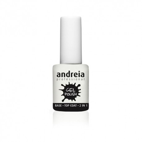 Base/Top Coat Verniz Gel Andreia
