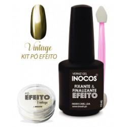 Kit Pó Efeito Vintage Inocos 1gr.