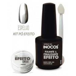 Kit Pó Efeito Espelho Inocos 1gr.