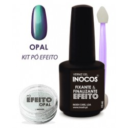 Kit Pó Efeito Opal Inocos 1gr.