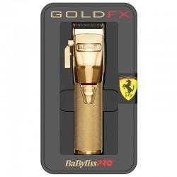 BabylissPro Fx8700GE Cordless Gold Máquina Corte