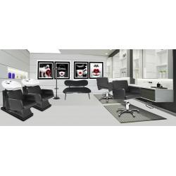 Mobiliario Cabeleireiro Luxy - Promoção