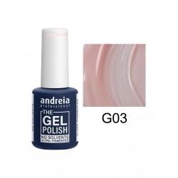 Verniz The Gel Polish G03 Andreia