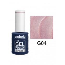 Verniz The Gel Polish G04 Andreia