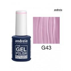 Verniz The Gel Polish G43 Andreia