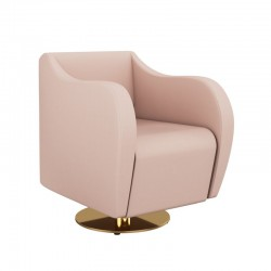 Cadeira Pentear Galeone Gold