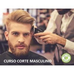 Curso de Corte Masculino