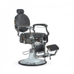 Cadeira de Barbeiro Vintage Sidhe Preta