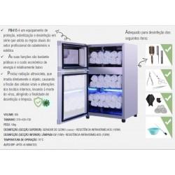 Cabine de Esterilização e Desinfeção PB415 Sopro
