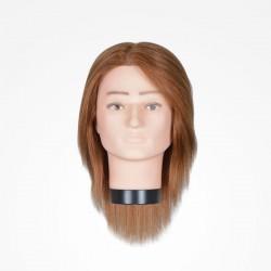 Cabeça de Treino Masculina Man Light Brown 15-18cm