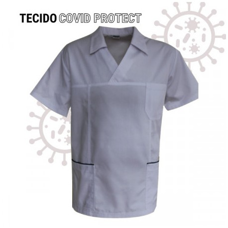 Farda Tunica Barbeiro Joy Covid Protect