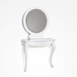 Mesa de Estetica & Maquilhagem com Espelho e Luz Eliseo